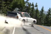 Audi Quattro Rally Car in Beam NG Drive – Video