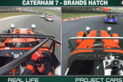 Project CARS – Caterham Race Reality Check