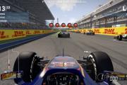 F1 2014 – New Sochi Gameplay Footage