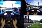 F1 2014 – Suzuka Gameplay Video