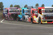 Formula Truck – Diesel Smoke Preview