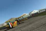 Tiger Moth Aerodrome for rFactor 2 – Released