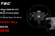 Fanatec Announces Black Friday Deals