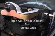 FREX GP – SimConFullMotion Formula Video