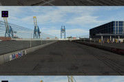 Lester Track for rFactor 2 – New Previews