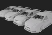 WSVR Next Generation Sim Touring – Two Renders