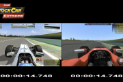 Game Stock Car vs rFactor 2 – Comparison Video