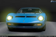 Lamborghini Miura for AC – Renders Released