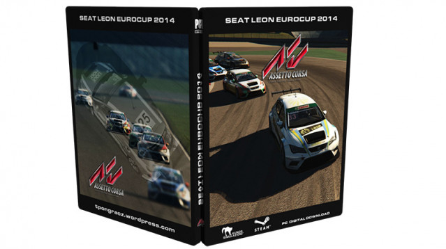 SEAT Leon Eurocup 2014 for AC – Released