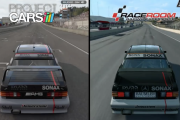 Project CARS vs R3 – Mercedes DTM Comparison