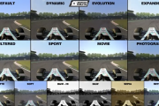 Assetto Corsa – Post-Processing Effects Comparison