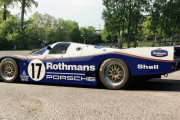 Porsche 962C for Assetto Corsa – More Renders