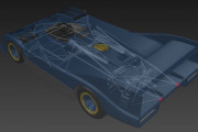 Porsche 917/30 for AC – New Preview