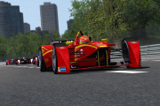 Formula E 2014-2015 for rFactor – Released