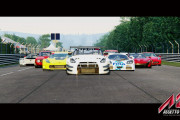 Assetto Corsa – Dream Pack DLC Previews