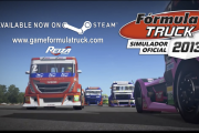 Formula Truck 2013 – Now Available On Steam!