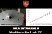 DRS Integrale – First Wheel Test Video