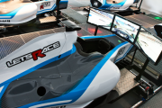 GamerMuscle Visits LetsRace F1 Simulators – Video