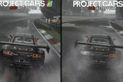 Project CARS – New Wet Effects Comparison