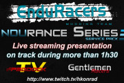 Endurance Series SP3 – Live Presentation Tomorrow