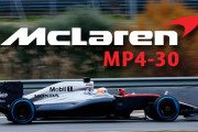 iRacing.com – McLaren-Honda MP4-30 Announced