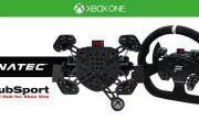 Fanatec – Xbox One Universal Wheel Hub Unveiled