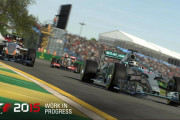 F1 2015 – New Previews Released
