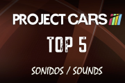 Project CARS – DigiProst Top 5 Sounds