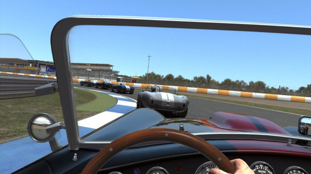 rFactor 2  – AC 427 at Portugal Preview Video