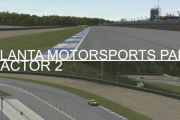 rFactor 2 – Atlanta Motorsports Park Preview Video