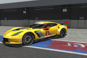 Endurance Racing X – Corvette Pack Released