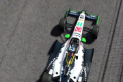 rFactor 2 – New DW12 Indycar Released