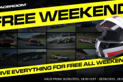 R3E – Free Weekend Coming Up