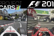 Project CARS vs. F1 2015 – Monaco Comparison