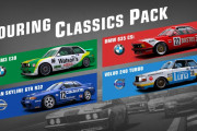 R3E Touring Classics Pack – Now Available