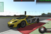 FIA GT3 for rFactor 2 – More Mclaren Previews