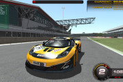 FIA GT3 for rFactor 2 – New Mclaren Previews
