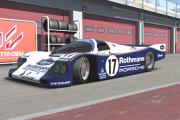 Porsche 962 for Assetto Corsa – Two New Previews