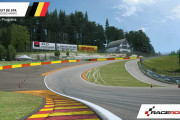 R3E – First Spa Francorchamps Video