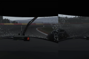 Project CARS – Improved Rain Effects Comparison