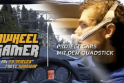 Mouth-Controlled Sim Racing Using The QuadStick – Video