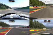 Spa In Four Simulations – Comparison