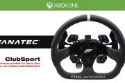 Fanatec Forza Motorsport Racing Wheel Unveiled