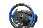 Thrustmaster T150 Force Feedback Wheel Unveiled