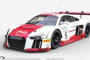 GT3 Mod for Project CARS – More Audi Previews