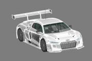 FIA GT3 for rFactor 2 – 2015 Audi R8 Previews