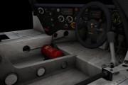 Porsche 962C for AC – More Cockpit Previews