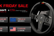 Fanatec Black Friday CSW Sale!