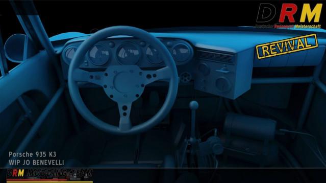 DRM Revival for AC – Kremer 935 K3 Renders
