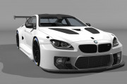 BMW M6 GT3 for AC -First Previews